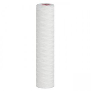 Полипропиленовый нитный картридж для горячей воды 250x65мм 5мк FCHOT1 - Aquafilter