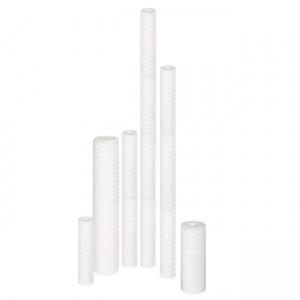 Полипропиленовый нитный картридж 252x57mm 5мк FCPP5 - Aquafilter
