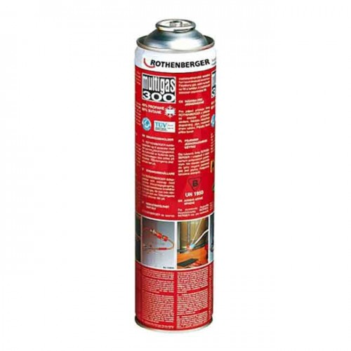 Газовый баллон MULTIGAS 300 35510-B - Rothenberger