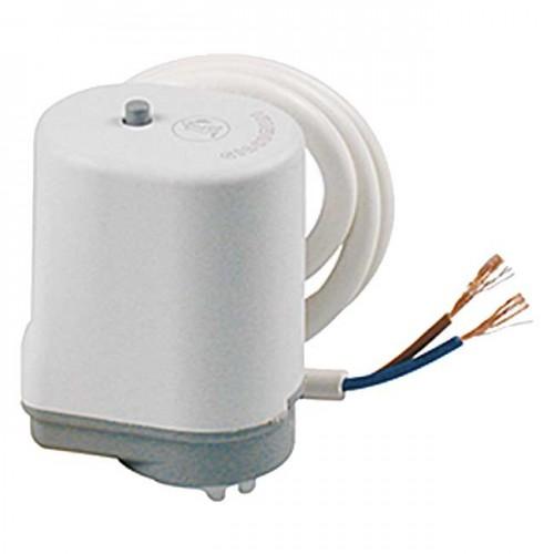 Головка электротермическая, нормально открытая, для термостатических клапанов и коллекторов 230 B R478X121 - Giacomini