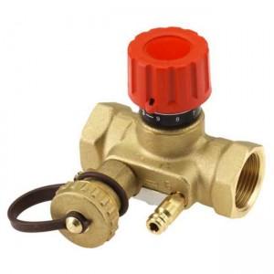 Ручной балансировочный клапан DN32 PN16 003Z2134 - Danfoss