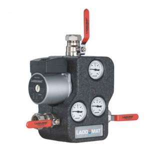 Трехходовой клапан Laddomat 21-60 72°С DN32 - Termoventiler