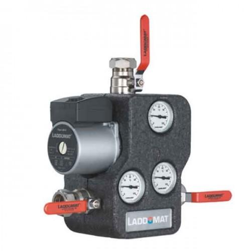 Трехходовой клапан Laddomat 21-100 72°С DN32 - Termoventiler