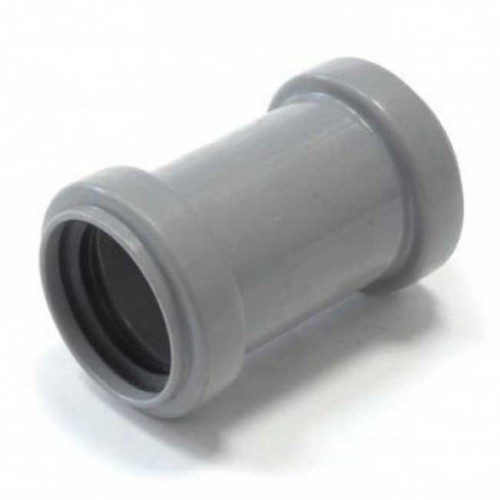 Муфта d50 PVC канализация - Wavin
