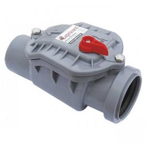 Обратный клапан d110 канализационный - Capricorn