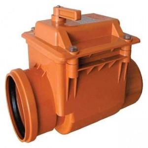 Обратный клапан d160 канализационный - Redi