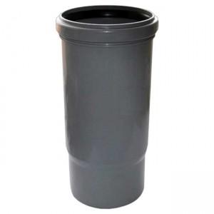 Компенсационный патрубок d110 PVC канализация - Wavin