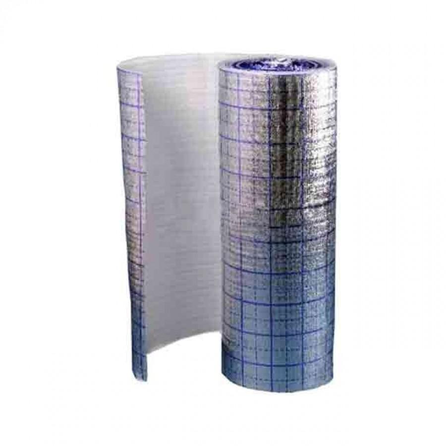 Полотно ламинированное с разметкой (ширина 100см, толщина 5мм) - Teploizol