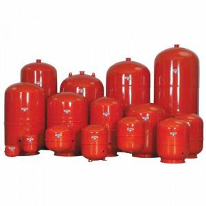 Расширительный бак для отопления с ножками 35л CAL-PRO 35 1300003503 - Zilmet