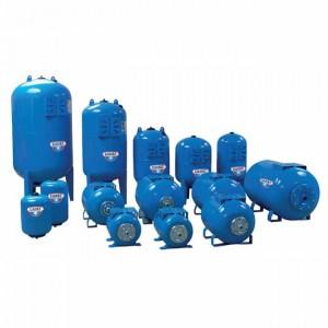 Гидроаккумулятор для питьевой воды горизонтальный 24л ULTRA-PRO 24H 1100002405 - Zilmet