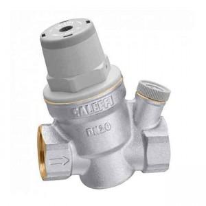 """Редукционный клапан давления горячей воды с подключением манометра 1/2"""" 533441H - Caleffi"""