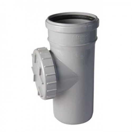 Ревизия d110 PVC канализация - Wavin