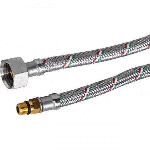 Шланг для смесителя короткая игла MOK10-1/2в 0,4м EPDM DN8 Parinox - Parigi
