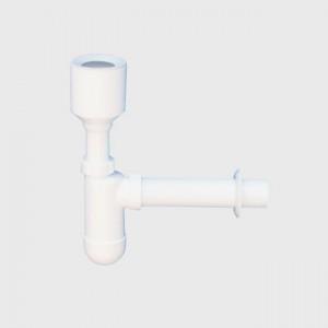 Сифон для писсуара (пластик) DN40  d50mm 31.402 - Sanit