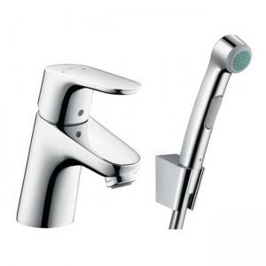 Смеситель для умывальника с гигиеническим душем Focus 31926000 - Hansgrohe