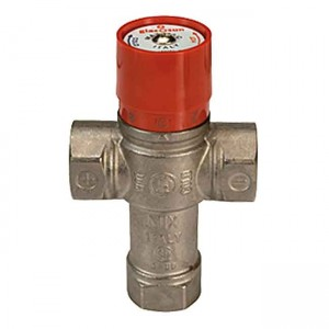 """Термостатический смесительный клапан 1"""" R156X005 - Giacomini"""