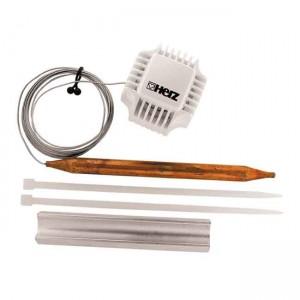Термостатическая головка с накладным датчиком 20-50 °С 1742006 - HERZ