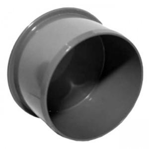 Заглушка d50 PVC канализация - Wavin
