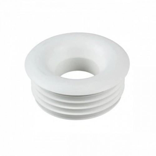 Переходник резиновый 50x25 белая